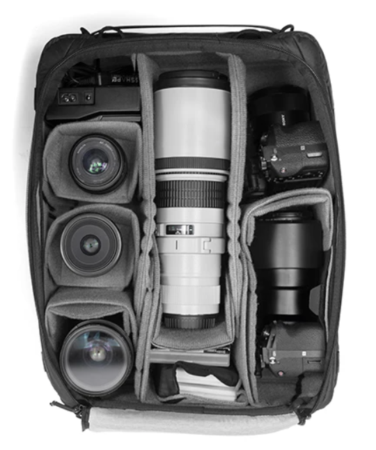 camera bags for travel photography gear